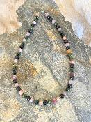 Collier Tourmaline Naturelle