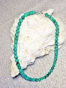Collier en Pierres Naturelles de Malachite 8 mm