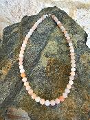 Collier Aventurine Rose